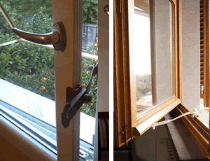 Ferma finestra window blocker bloque fen tre fenster - Ferma finestra ikea ...